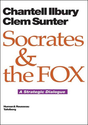 Clem Sunter - managing the strategic conversation; scenario gameboards.  Guest speaker, facilitator and author of The Mind of a Fox.